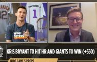 Sammy P tells Ben Verlander what teams people should bet on in MLB Playoffs | Flippin Bats