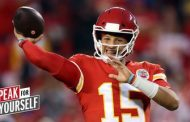 Emmanuel Acho: The league has not caught up to Patrick Mahomes, but they've caught up to the Chiefs I SPEAK FOR YOURSELF