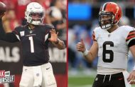 Marcellus Wiley: A statement win washes away some of our memories of Baker Mayfield coming up short I SPEAK FOR YOURSELF