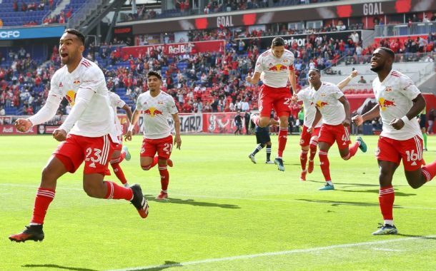 MLS Power Rankings: Red Bulls on the ascent